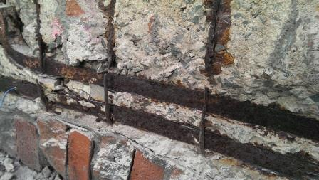 The importance of corrosion testing & analysis for public safety - Concrete Repair of Church