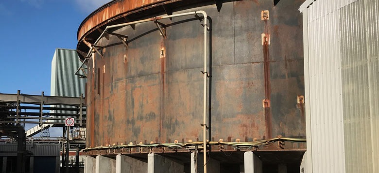 Corrosion Protection of Inovyn Brine Settlement Tank - Untitled 10