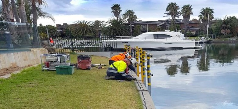 Concrete Repairs And Corrosion Protection At Patterson Lakes Australia - Untitled 7