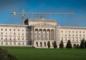 Parliament Buildings, Stormont - buildings