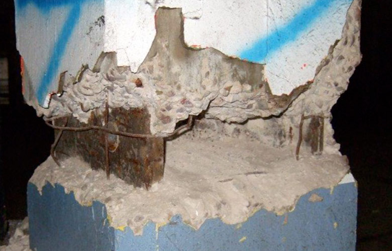 Identifying And Treating Corrosion in Reinforced Concrete Structures - carbonation
