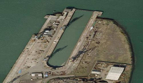 Belfast Dry Dock - belfast dry dockinset