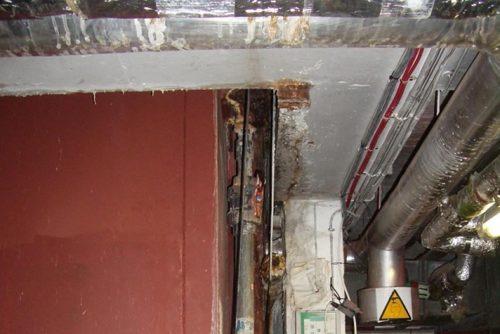 Berkeley Hotel Swimming Pool - berkeley Hotel Pool chloride corrosion