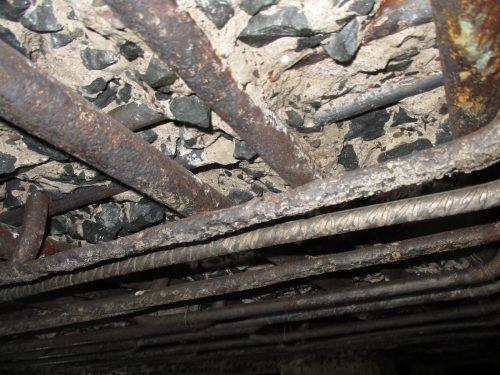 Stormont Wharf Belfast - Stormont Wharf steel IMG 0003 002 WEB